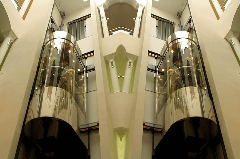 Panoramic Elevators.