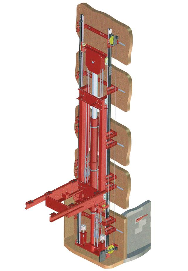 Hydro Lift System : Products bsb elevator