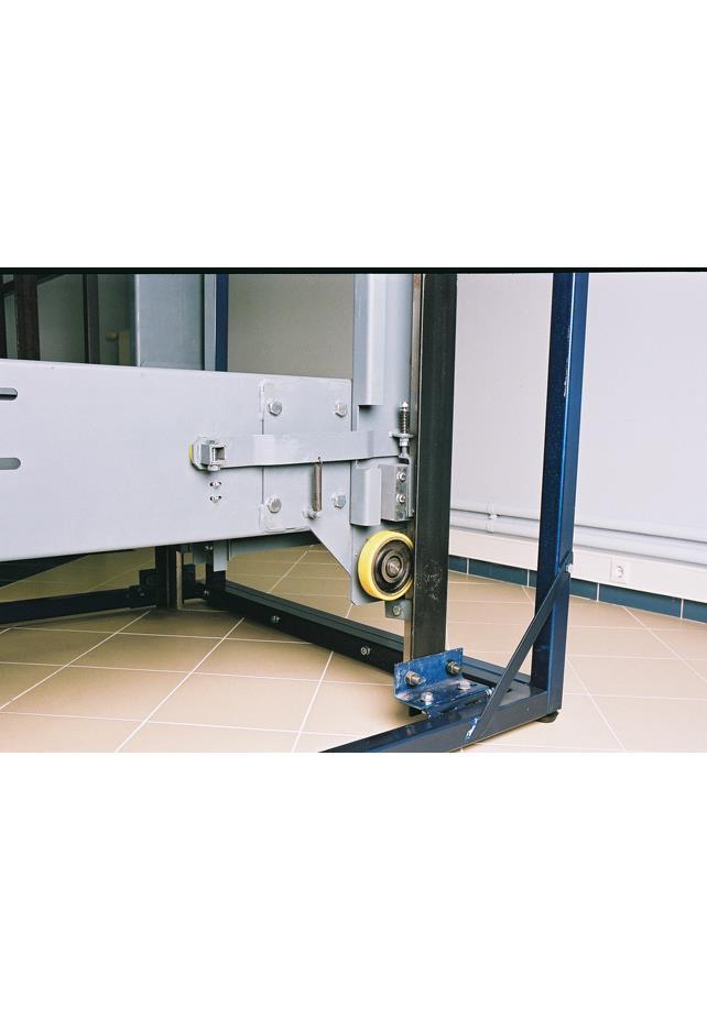 Hydro Lift System : Kleemann hydraulic lift systems
