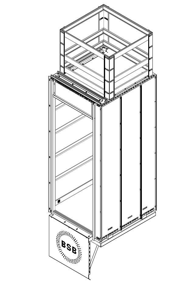 Lift Safety Balustrade