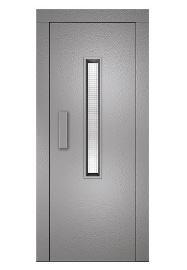 BSB-003 ELEVATOR DOORS  sc 1 st  BSB Asansör & Lift Door Painted Ral 9006 Elevator Door Painted Ral 9006