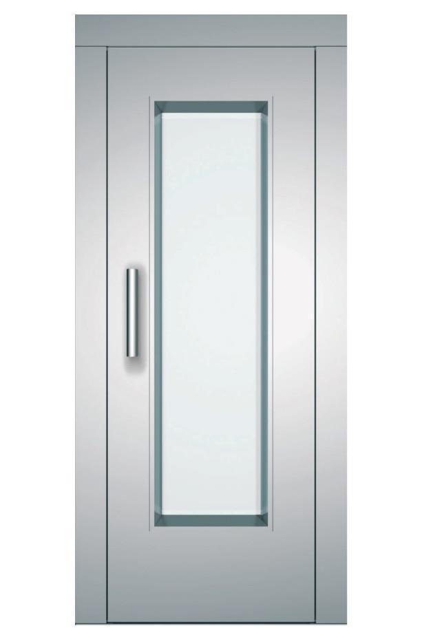Elevator Doors Wide Glass