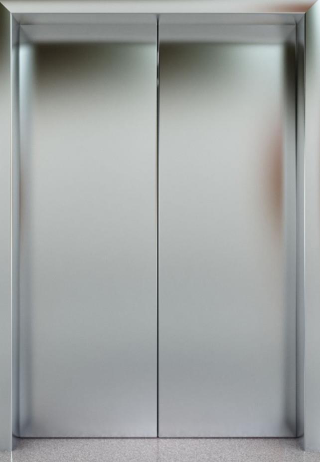 Automatic Cabin Door