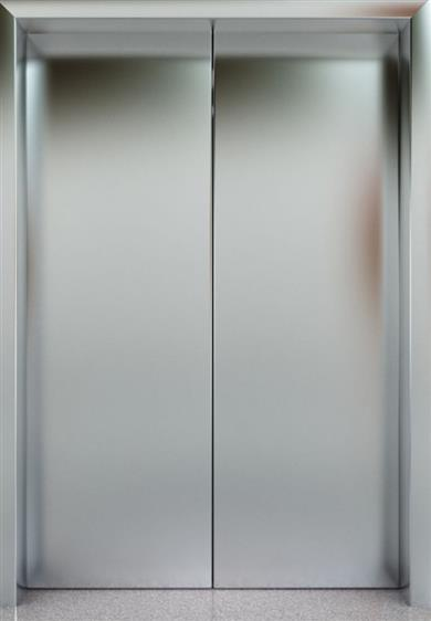AUTOMATIC LIFT CABIN DOOR B-01 BLACK SERIE.