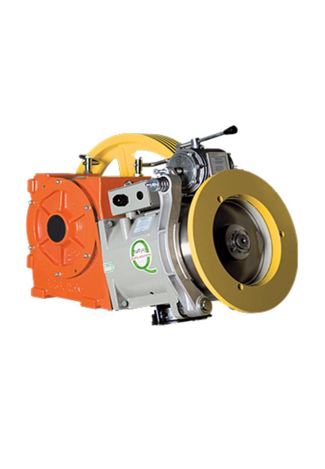 TopGears ITG 134 Lift Machine Motor